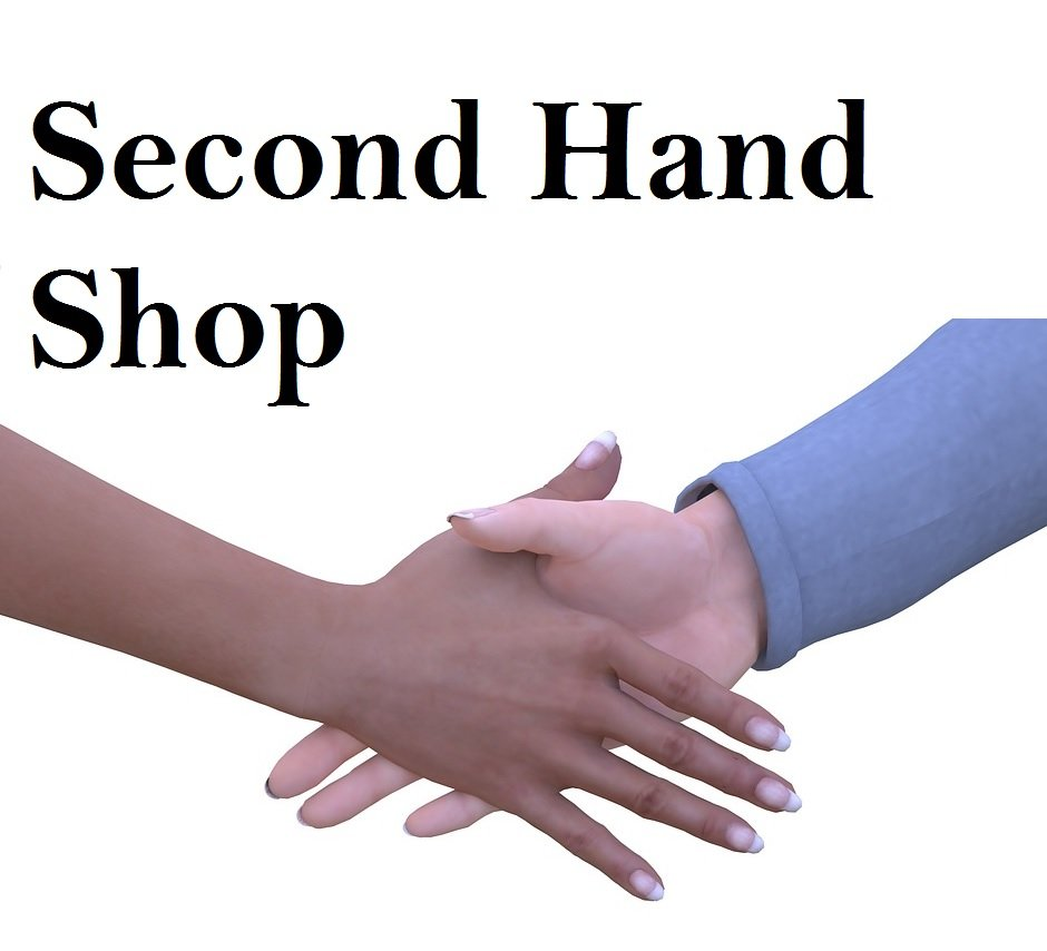 Second Hand Shop logo